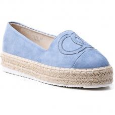 ESPADRILLES T379 BLUE
