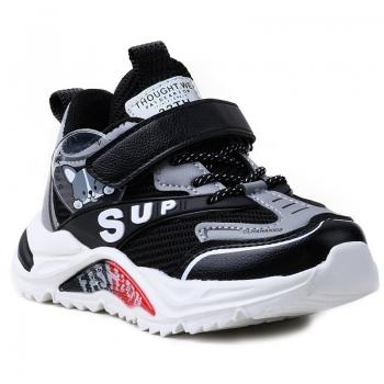 KIDS SHOESX-30-107 BLACK