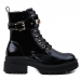 ANKLE BOOTS DX21 BLACK