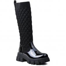 BOOTS HO238-2 BLACK