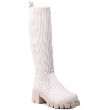 BOOTS T2210 BEIGE