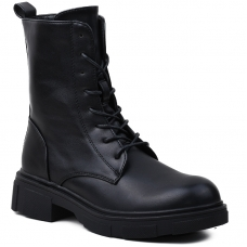 ANKLE BOOTS YK08P BLACK