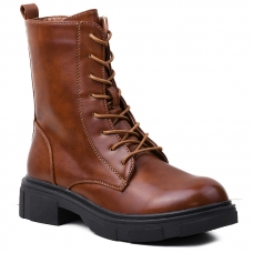 ANKLE BOOTS YK08P CAMEL