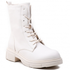 ANKLE BOOTS YK08P BEIGE