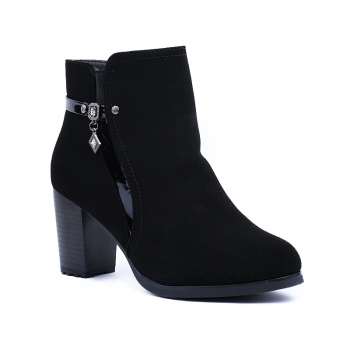 ANKLE BOOTS YE5753 BLACK