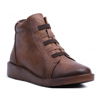 ANKLE BOOTS YCC-7 CAMEL