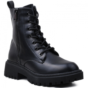 ANKLE BOOTS T2181 BLACK