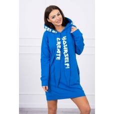 SWEATER 0042 BLUE